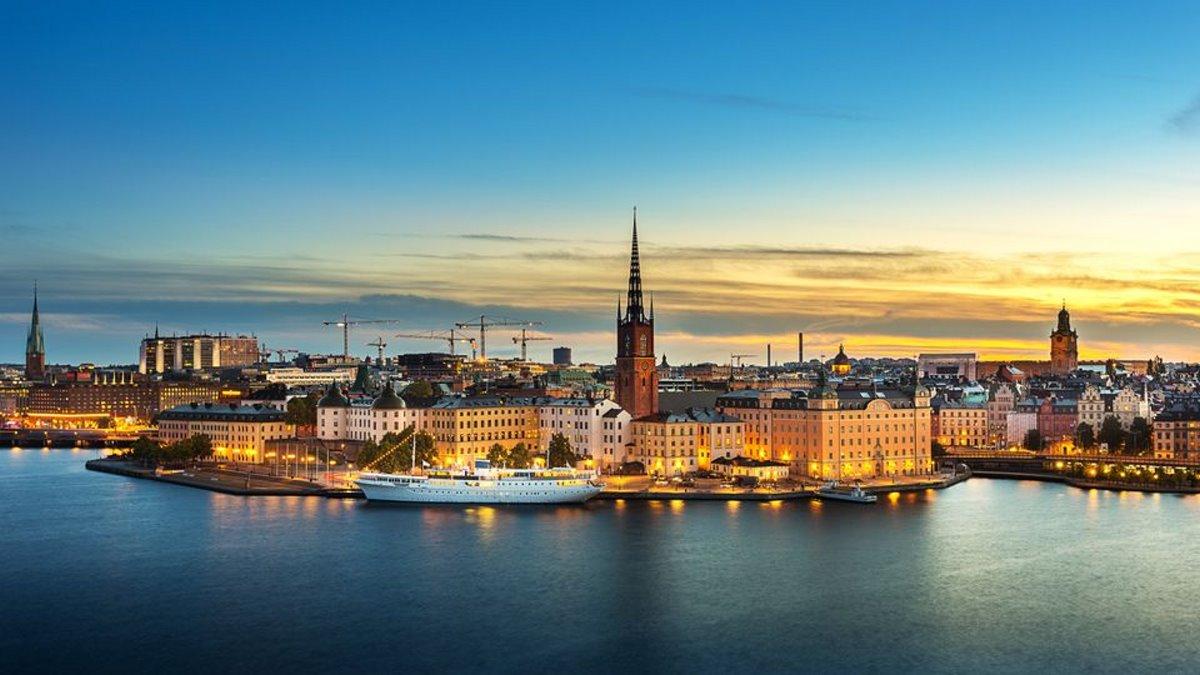 Οικολογική χώρα Σουηδία