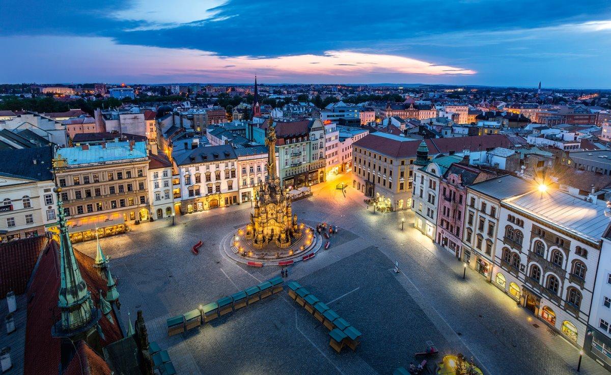 Olomutc Τσεχία άγνωστη πόλη Ευρώπης outsider