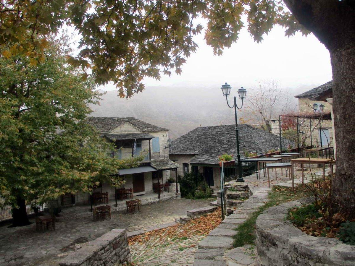 Τζουμέρκα χωριά με ιδιαίτερη ομορφιά