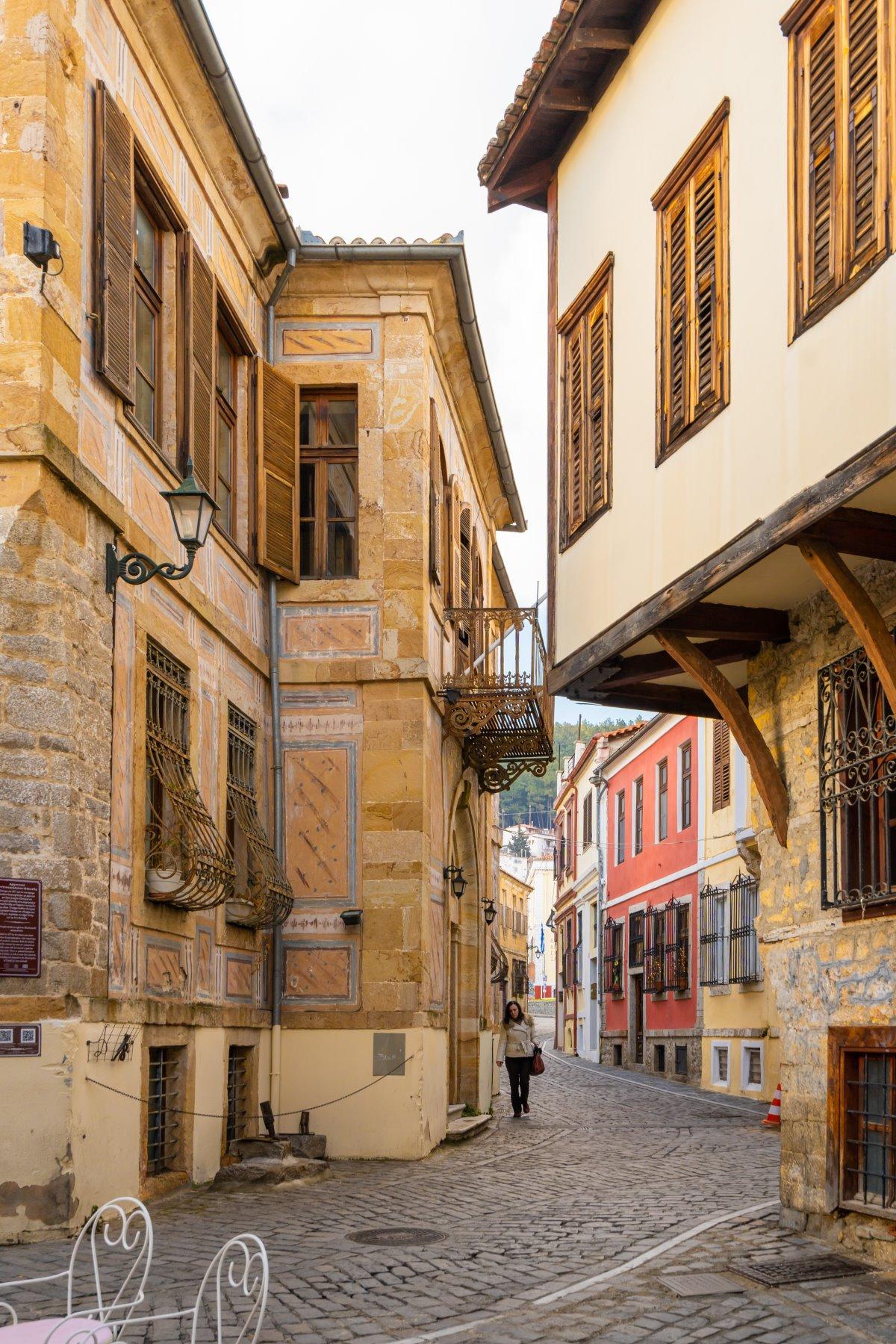 Ξάνθη στην παλιά πόλη