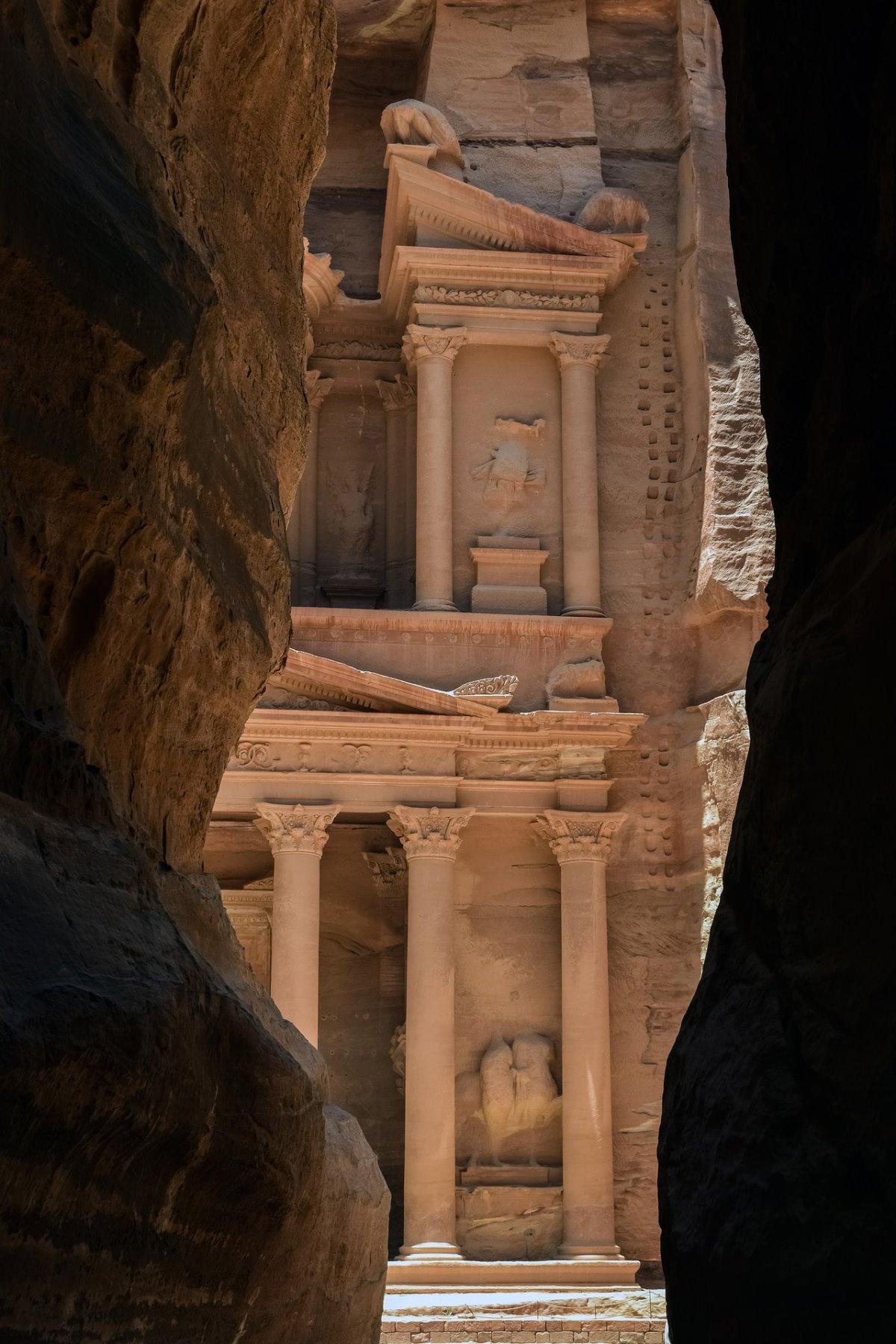 Πέτρα, Ιορδανία
