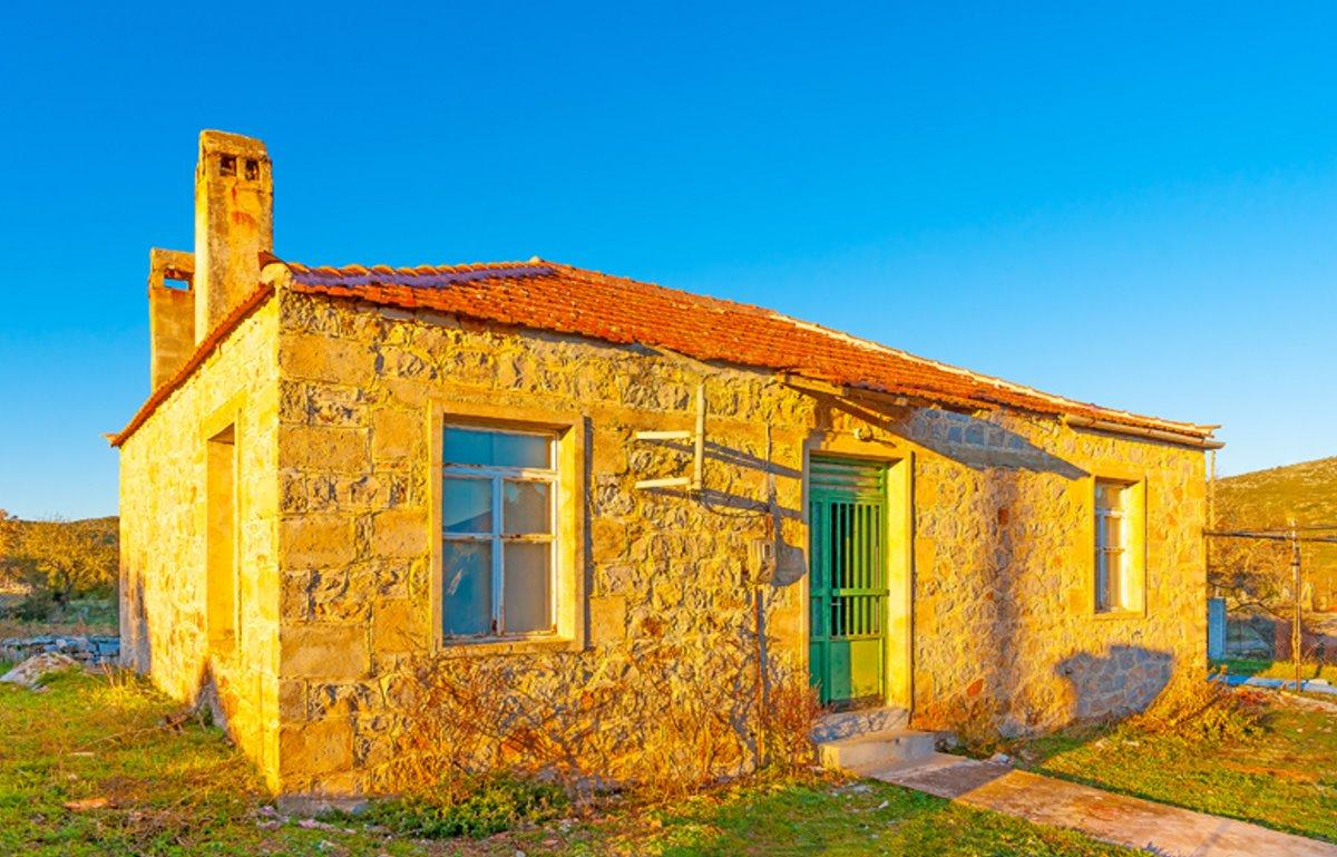 Χωριό Πηγάδι Κυνουρίας άσημο αλλά στολίδι παραδοσιακή αρχιτεκτονική
