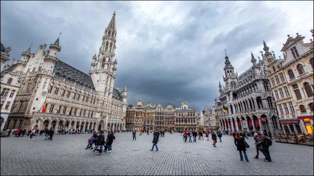 Κεντρική πλατεία Βρυξέλλες