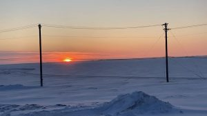 Πόλη της Αλάσκας για 2 μήνες στο σκοτάδι – Αποχαιρέτισε… τον ήλιο μέχρι το 2021!