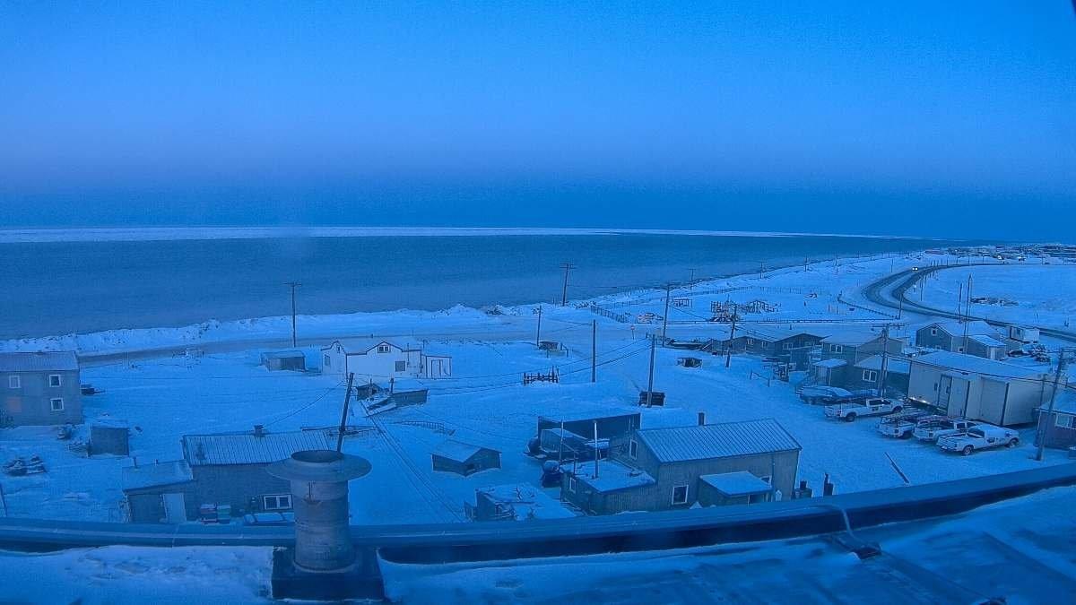 Πόλη της Αλάσκας Utqiagvik, στο σκοτάδι για 2 μήνες