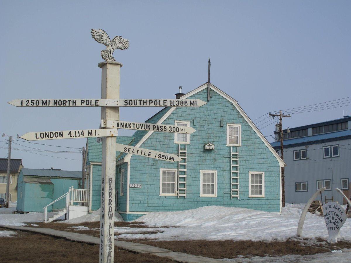 Πόλη της Αλάσκας Utqiagvik, στο σκοτάδι για 2 μήνες μέχρι το 2021