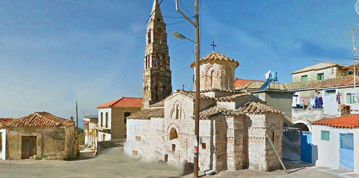 Το Πραστείο στη Μάνη έχει το ψηλότερο καμπαναριό στην Ελλάδα