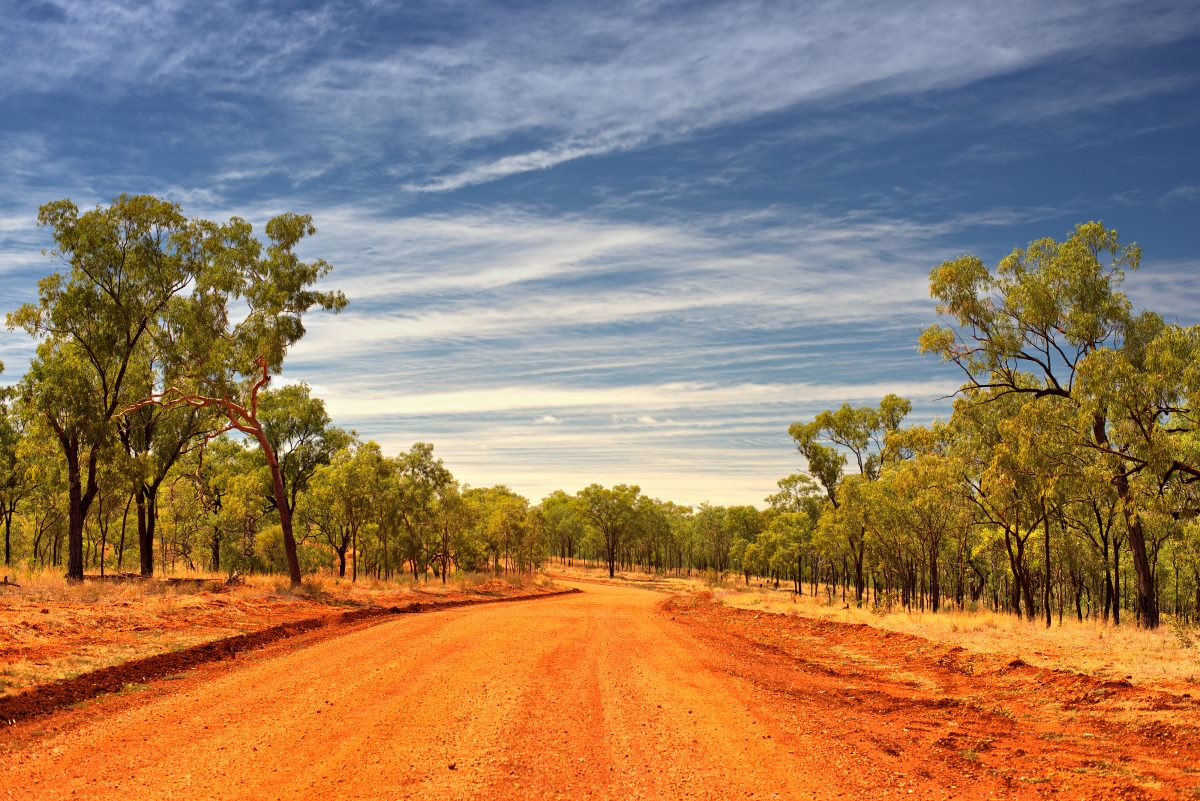 Queensland Outback, Αυστραλία