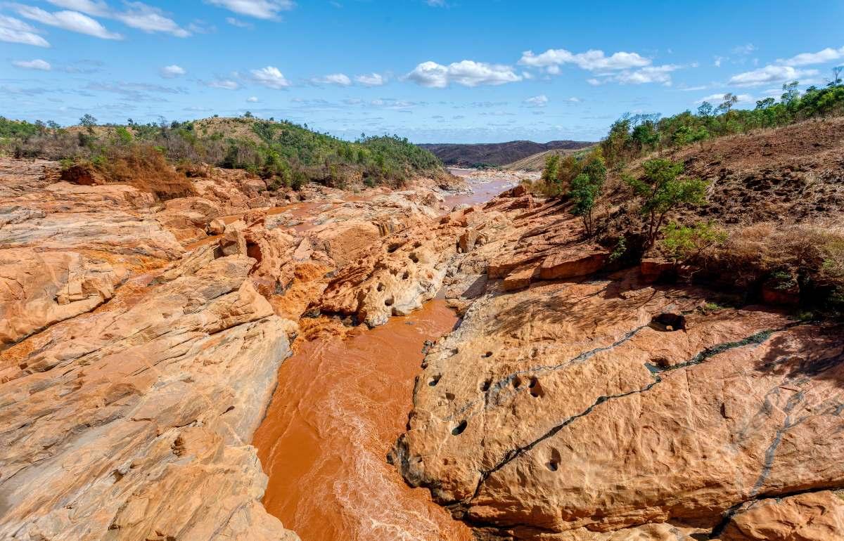 Κόκκινος ποταμός Μπετσιμπόκα, Μαδαγασκάρη