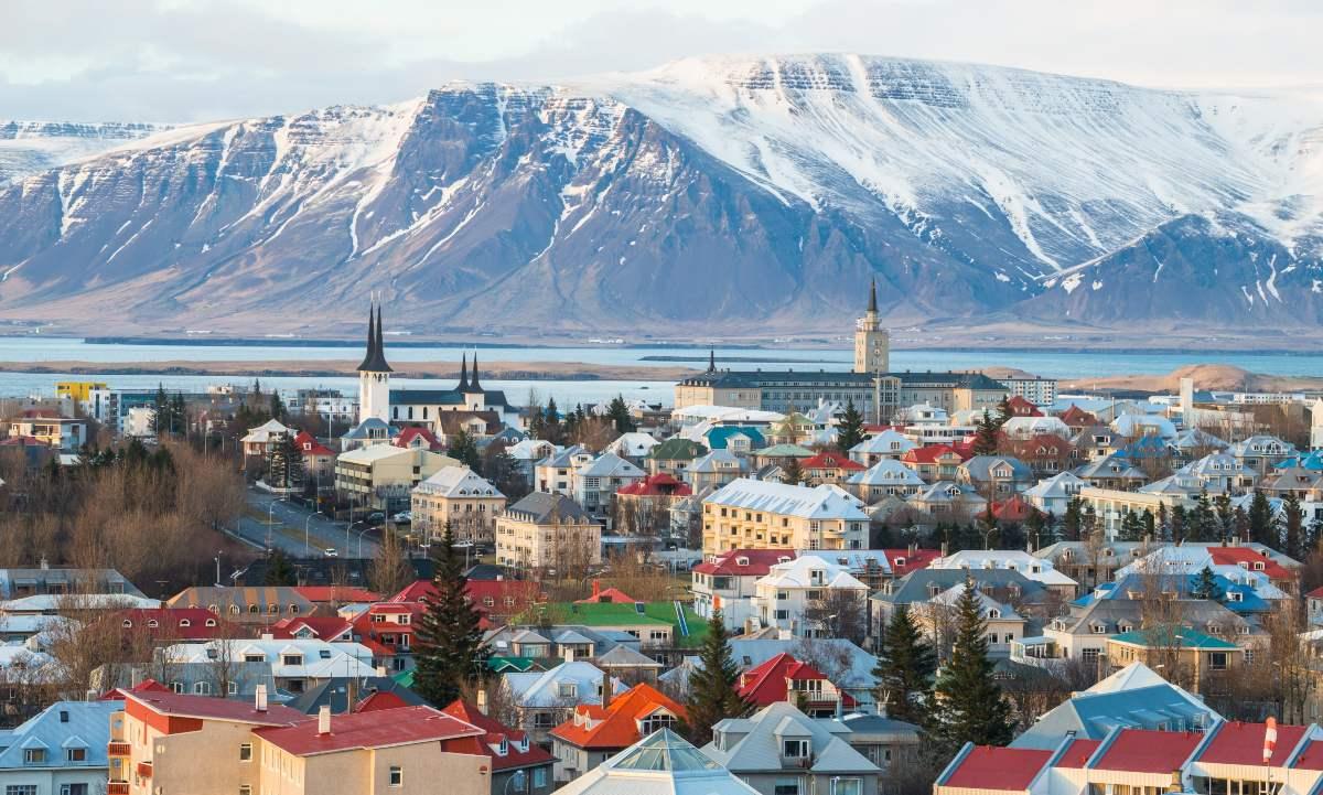 Ρέκιαβικ Ισλανδία