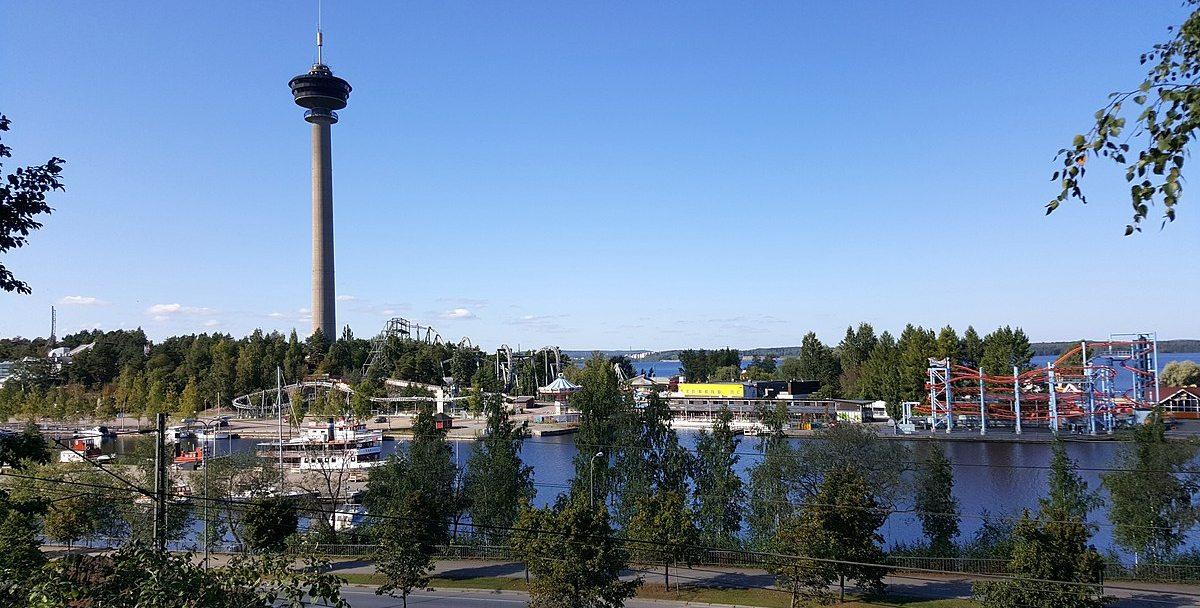 Näsinneula – Tampere, Φινλανδία
