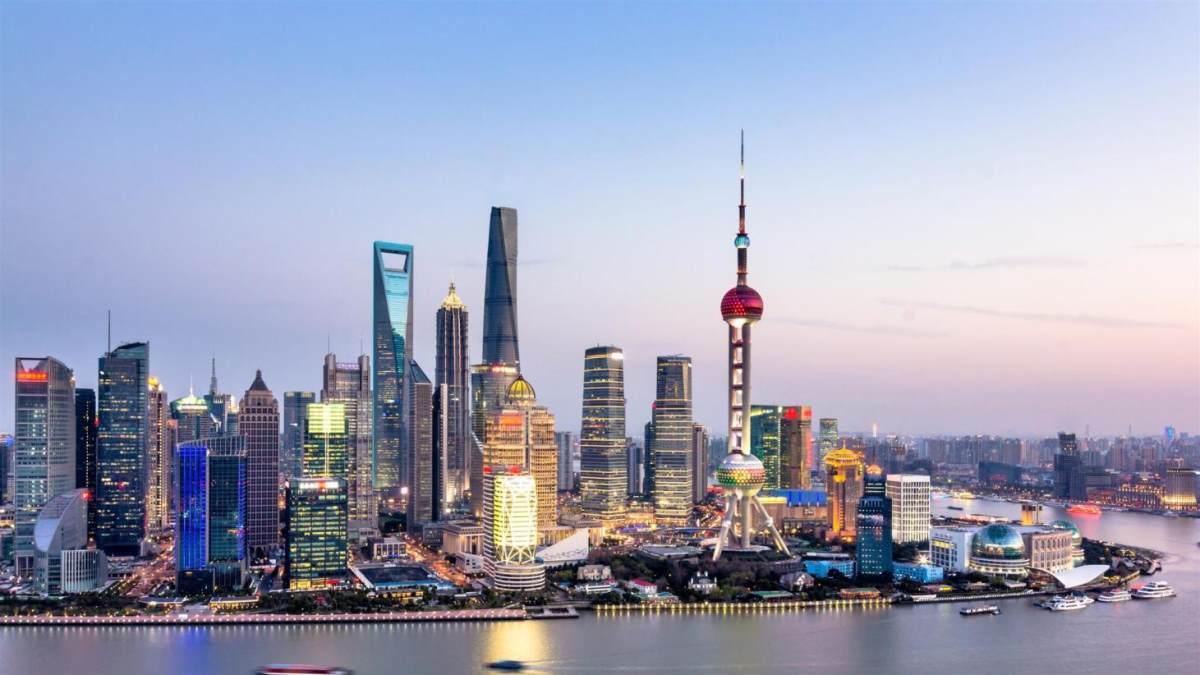 Σανγκάι Κίνα