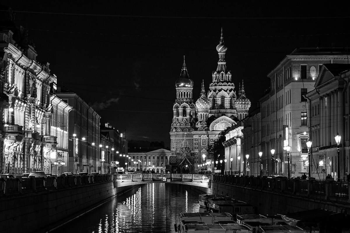 Αγία Πετρούπολη, Ρωσία