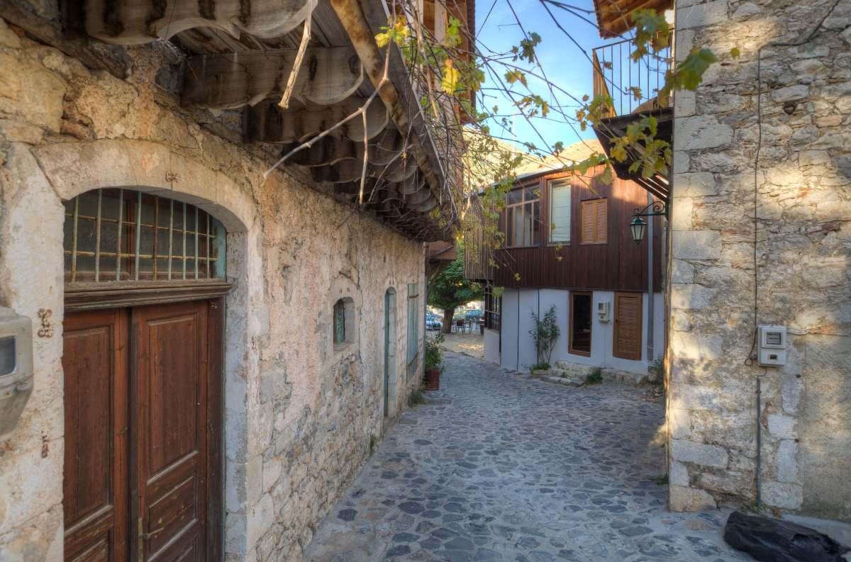 Στεμνίτσα, βόλτα στο χωριό