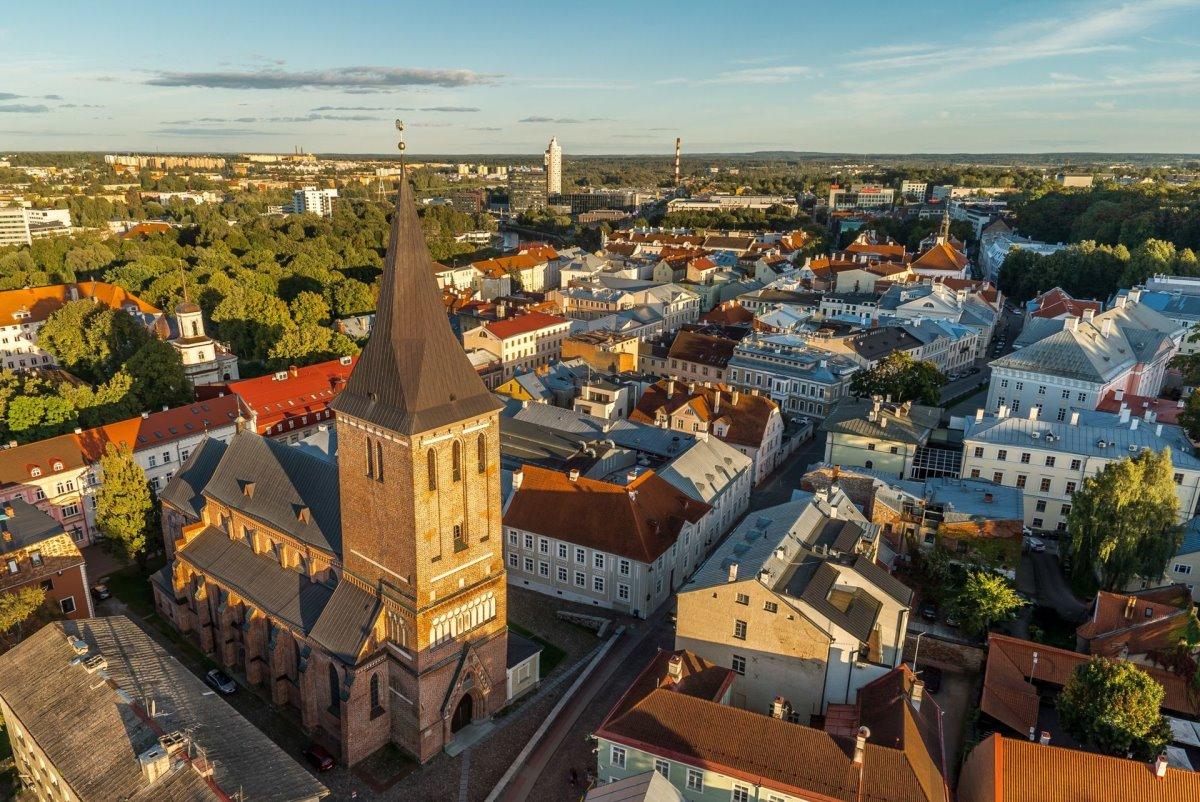 Tartu Εσθονία πόλη outsider Ευρώπη