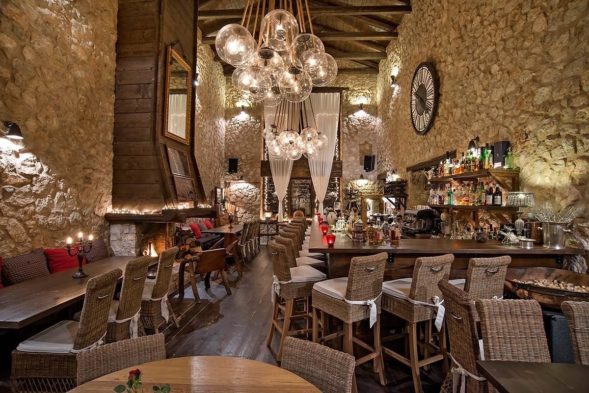 ξενώνας Teresa Country Lodge Αγόριανη εστιατόριο