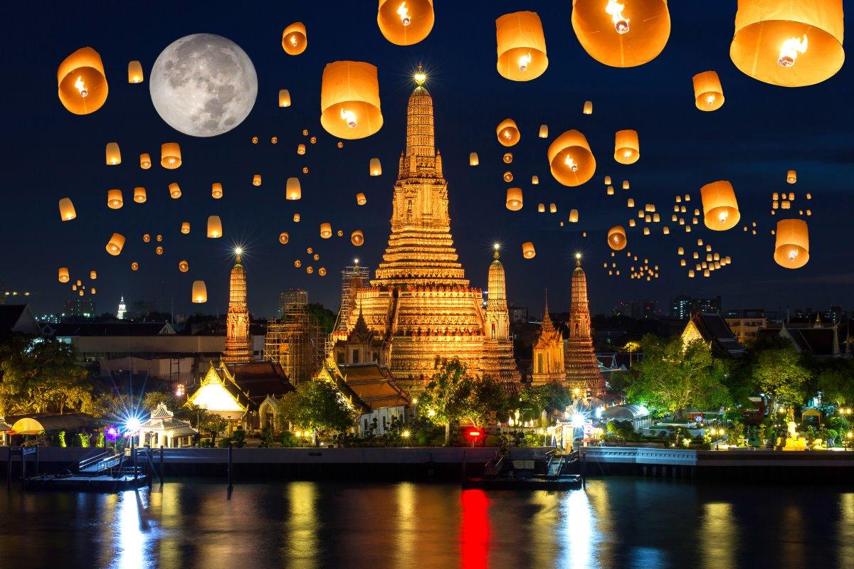 Χριστούγεννα, Ταϊλάνδη