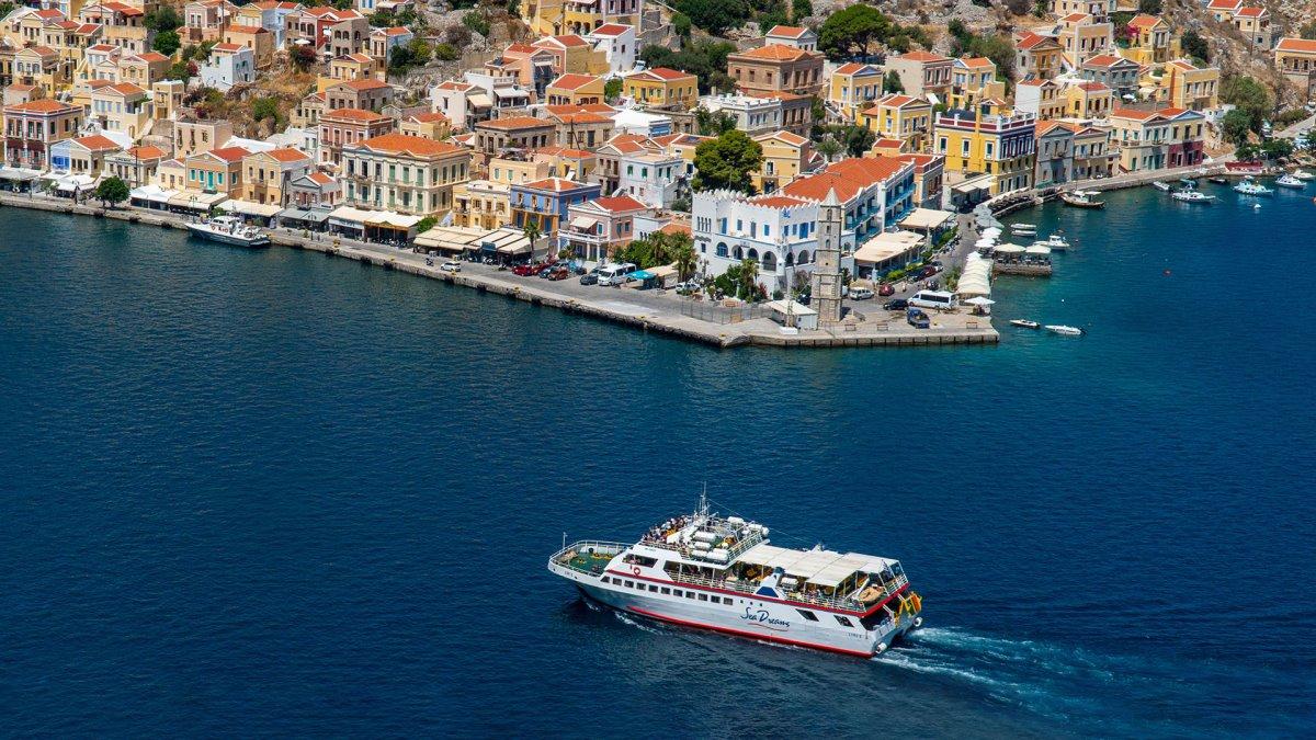 ταξίδι με πλοίο ακύρωση εισιτήρια δικαίωμα