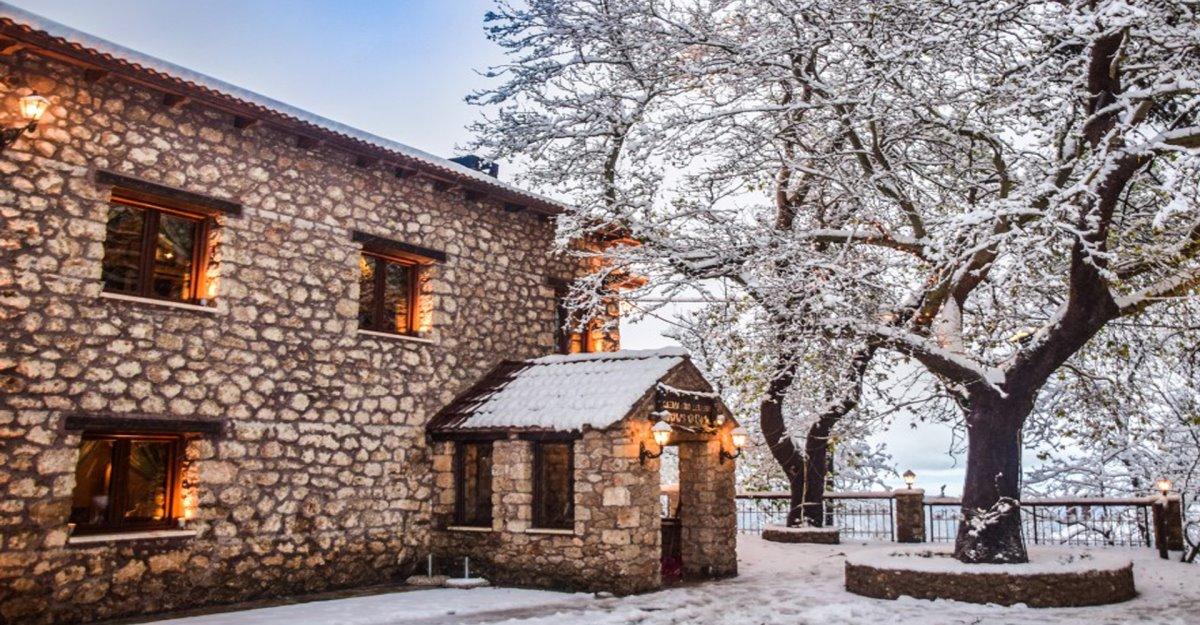 top χειμερινοί προορισμοί τρίκαλα κορινθίας το χειμώνα