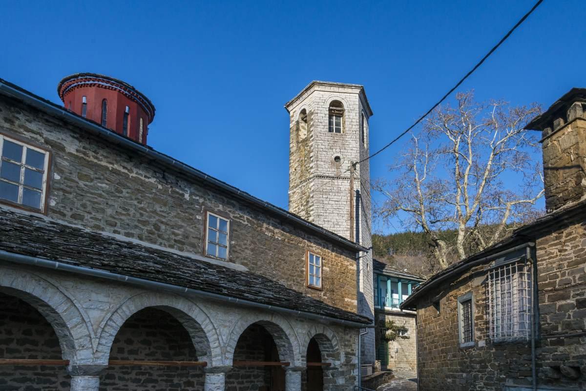 Ο Ναός του Αγίου Νικολάου, Τσεπέλοβο