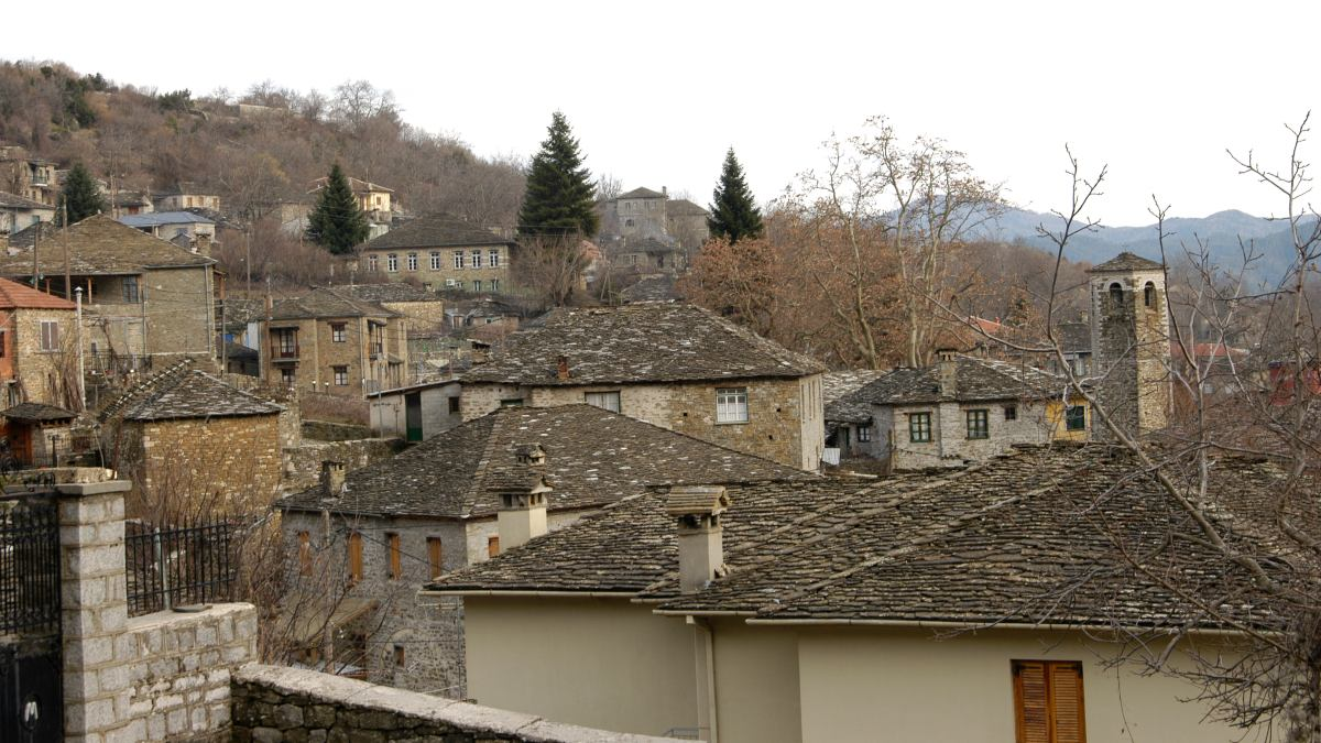 Τσεπέλοβο, το πιο απομακρυσμένο χωριό του Ζαγορίου