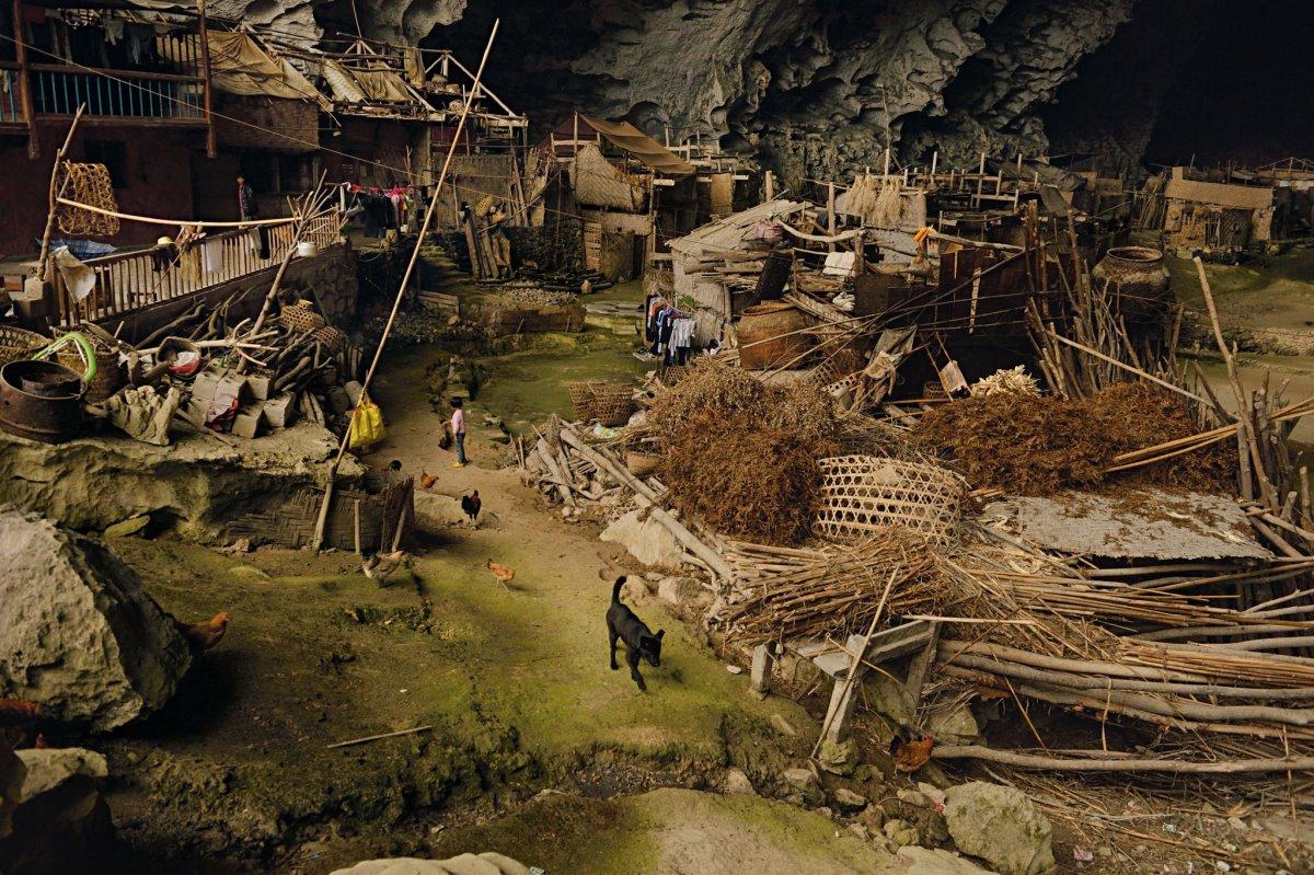Η καθημερινότητα στο χωριό Zhongdong