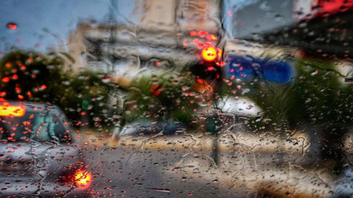 βροχερός καιρός στον Βόλο