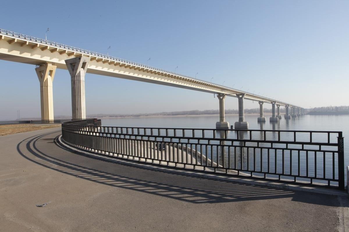 Volgograd Bridge, Ρωσία