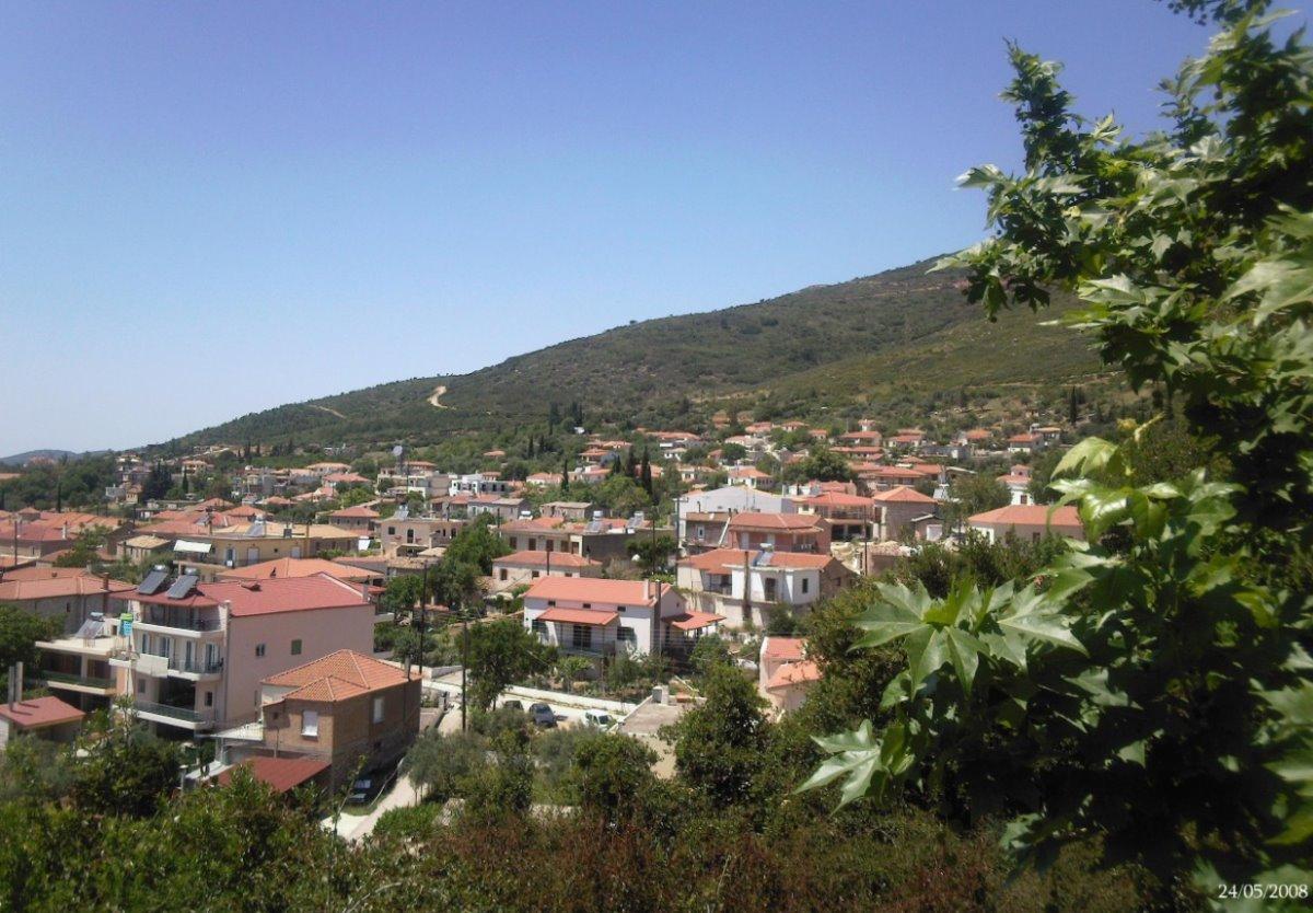 γραφικά χωριά πελοποννήσου με την άγνωστη Χαλανδρίτσα