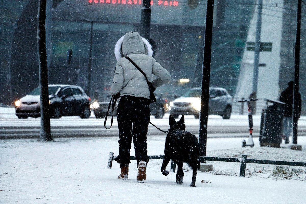 Βόλτα σε μία από τις πιο χιονισμένες πόλεις του κόσμου