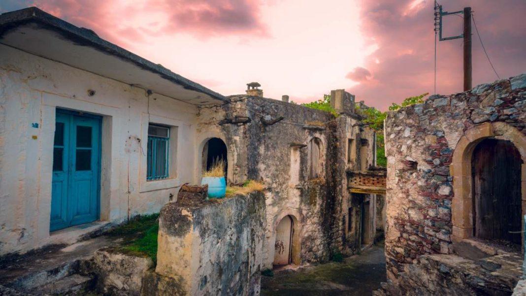 ελληνικά χωριά-φαντάσματα και οι ιστορίες τους