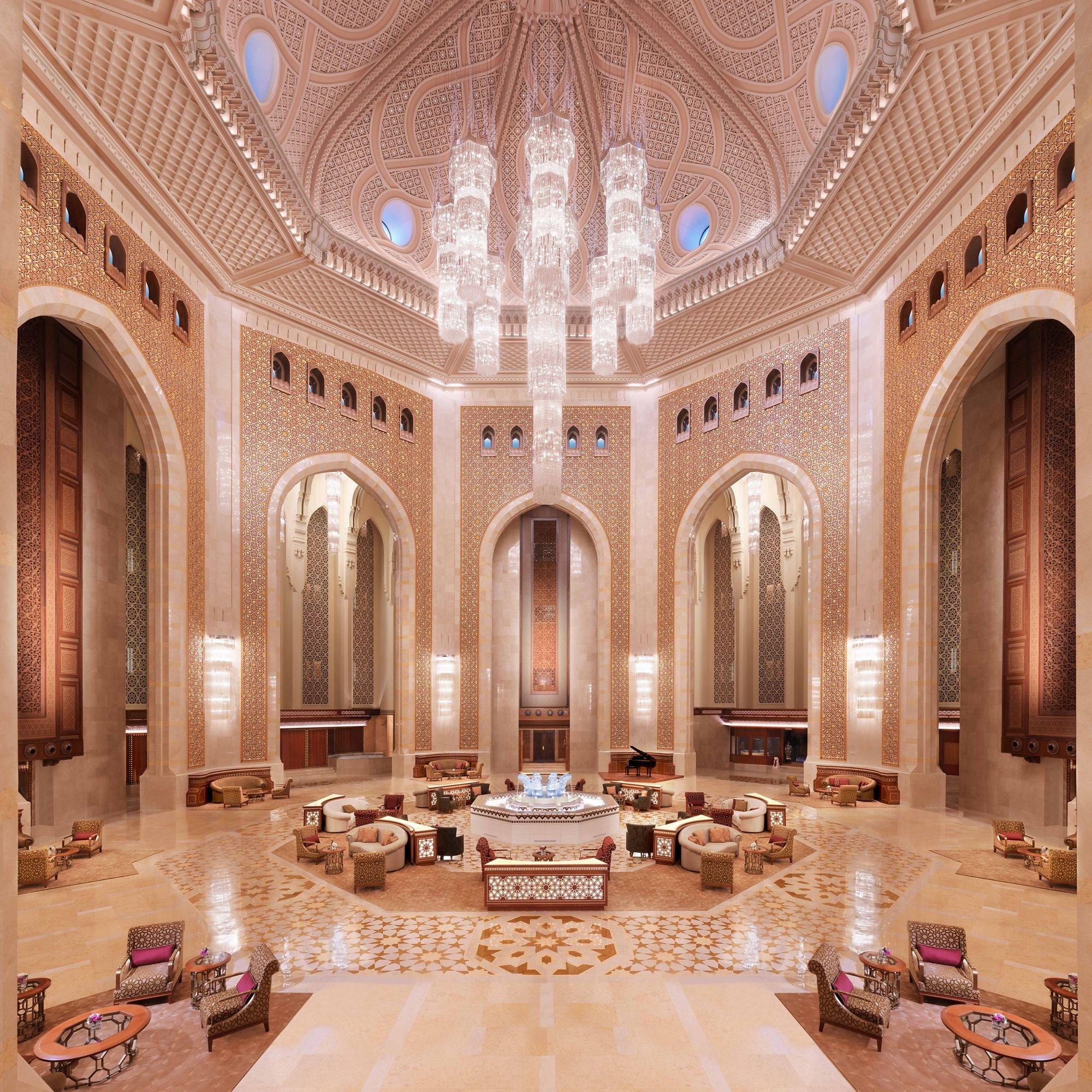 Al Bustan Palace, Μουσκάτ, Ομάν