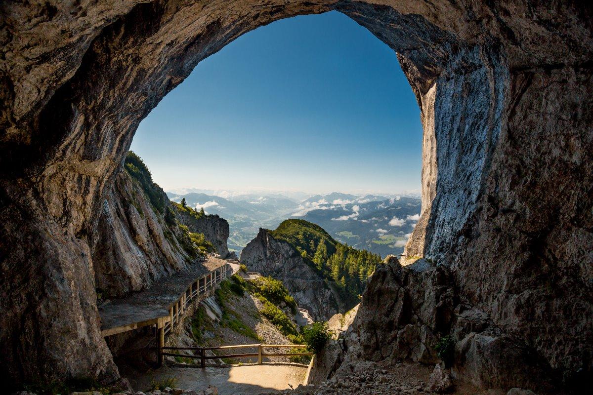 Σπήλαιο Eisriesenwelt, Αυστρία