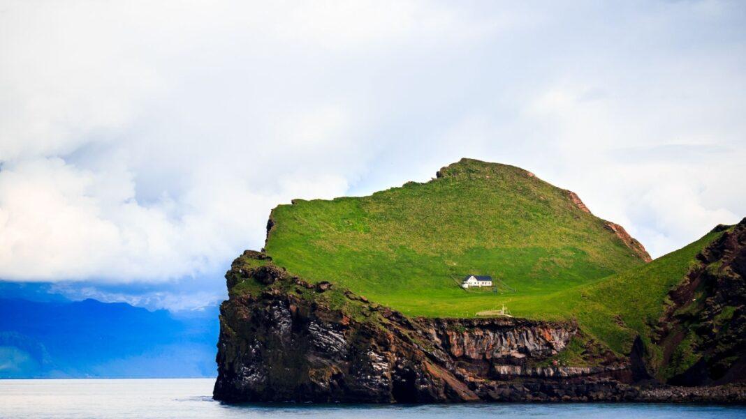 Ellieaey νησί Ισλανδία