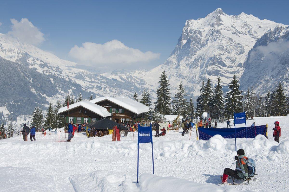 Γκρίντελβαλντ Ελβετικές Αλπεις, , χιονοδρομικό κέντρο