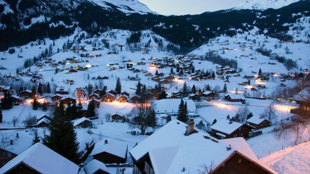 Grinderlwald Ελβετικές Αλπεις