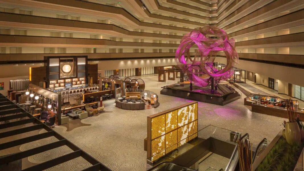 τα ωραιοτερα lobby ξενοδοχείων