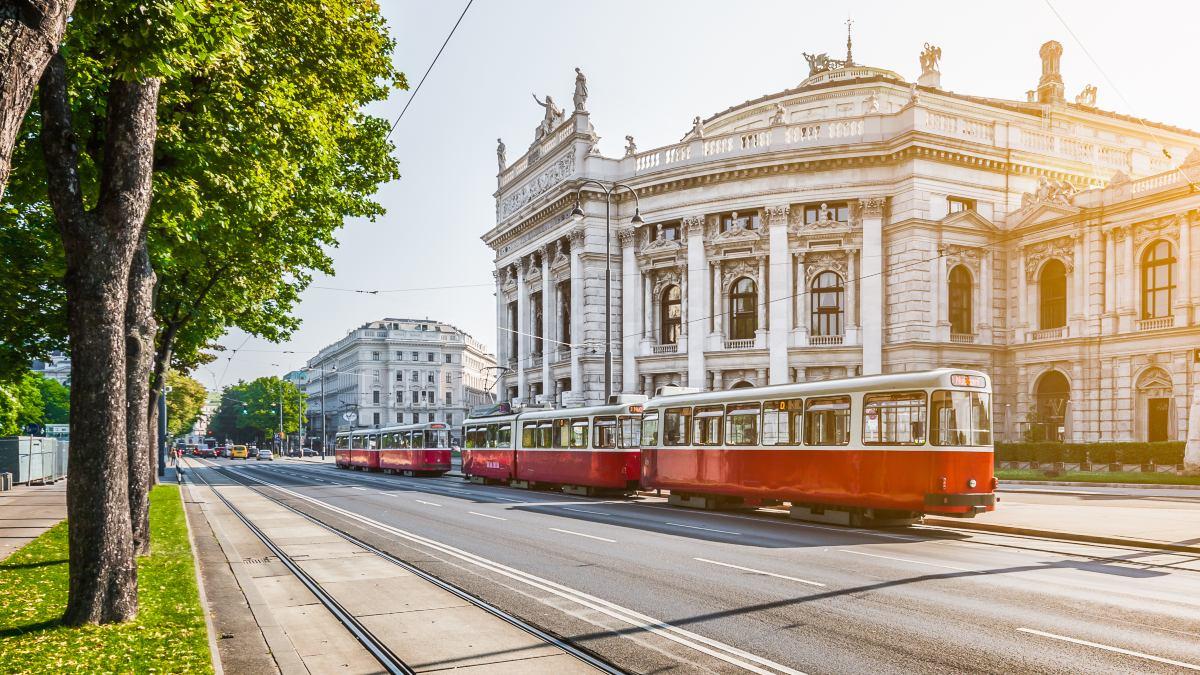 ο ωραιοτερος δρόμος του κόσμου, Βιέννη, Αυστρία