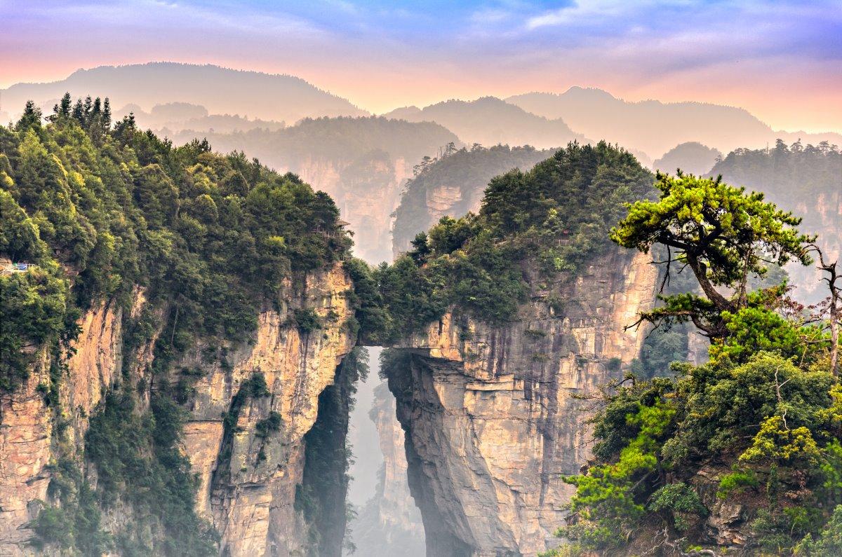 Εθνικό Πάρκο Zhangjiajie