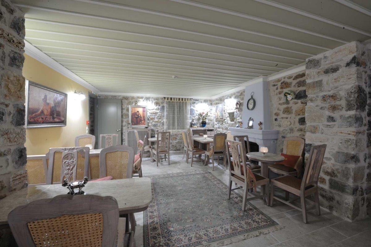 Κοινόχρηστος χώρος,  Armonia Boutique Hotel