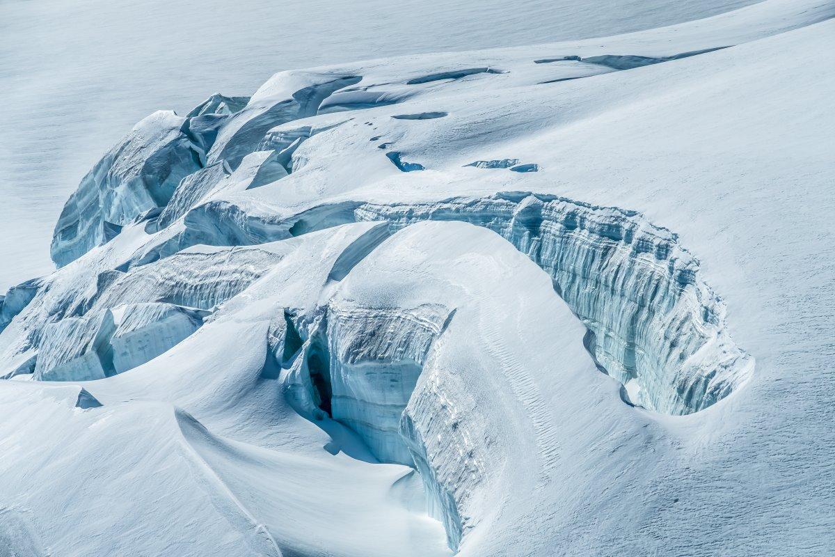 Αletsch Glacier, Ελβετία