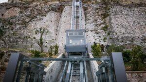 Μοναδικός παγκοσμίως ο ανελκυστήρας ΑμΕΑ στην Ακρόπολη – Εμβληματικό έργο!