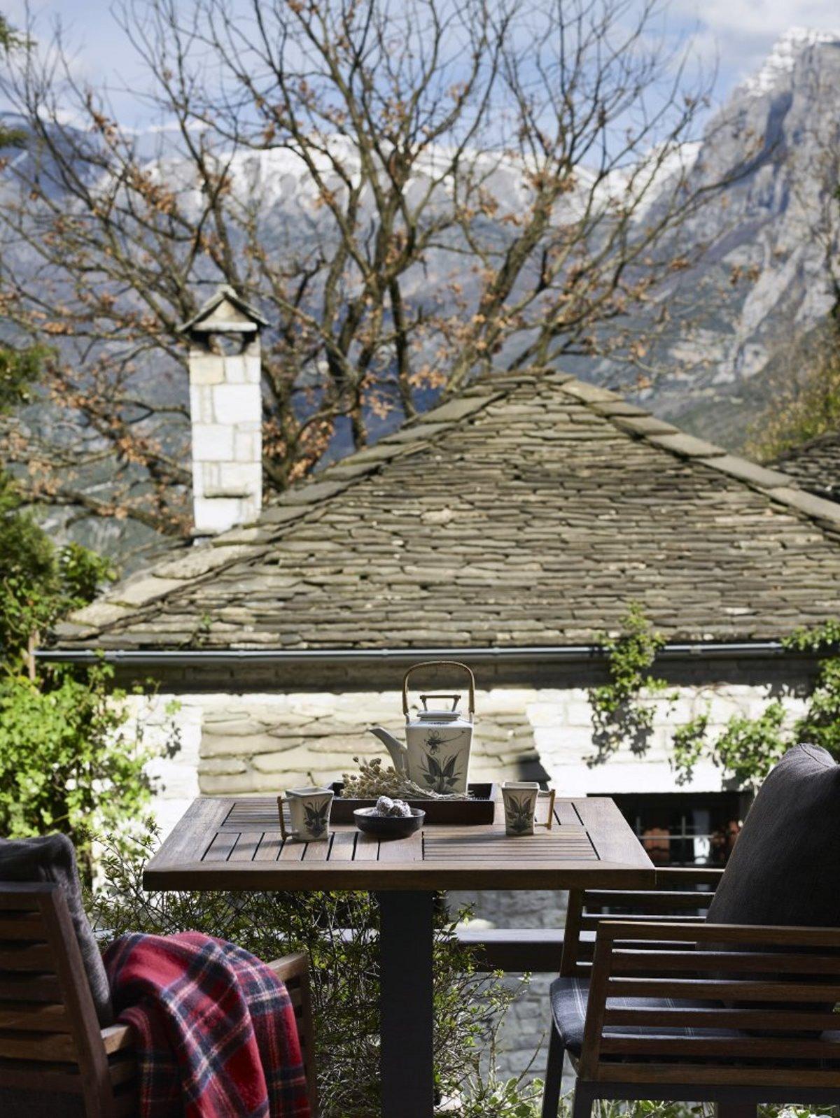 Aristi Mountain Resort υψηλή ποιότητα υπηρεσιών