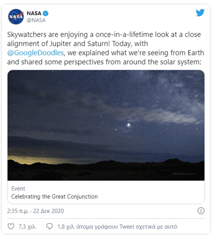 Αστέρι της Βηθλεέμ: Θαυμάστε το στον νυχτερινό ουρανό - Ένα σπάνιο φαινόμενο που έχει να συμβεί εδώ και 800 χρόνια (βίντεο)