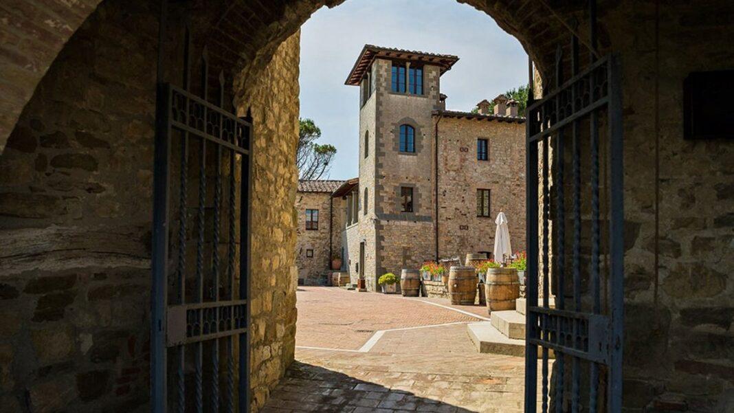 Ξενοδοχεία με μεσαιωνική αύρα στην Τοσκάνη
