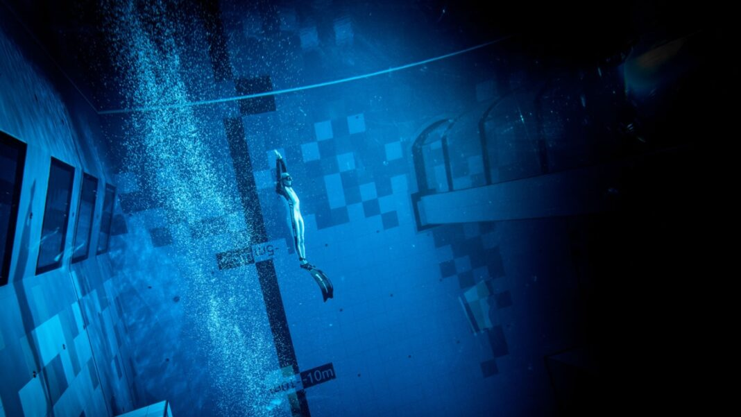 Deepspot βαθύτερη πισίνα Πολωνία