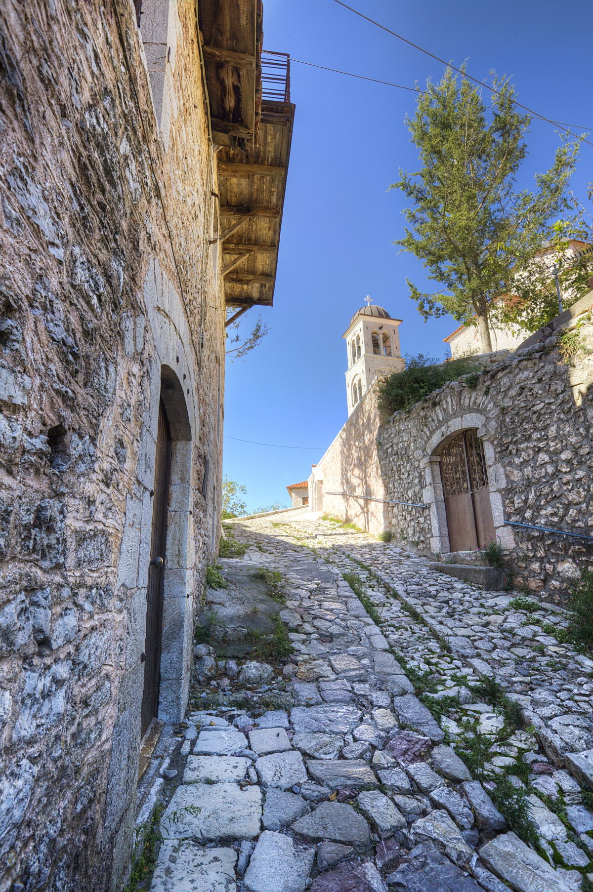 Δημητσάνα, βόλτα στο χωριό