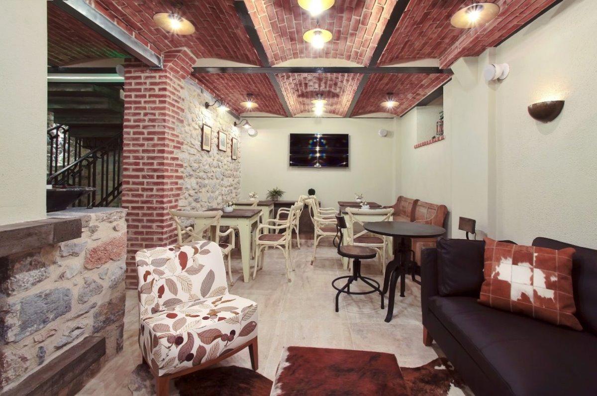 Doltso Hotel Καστοριά lobby