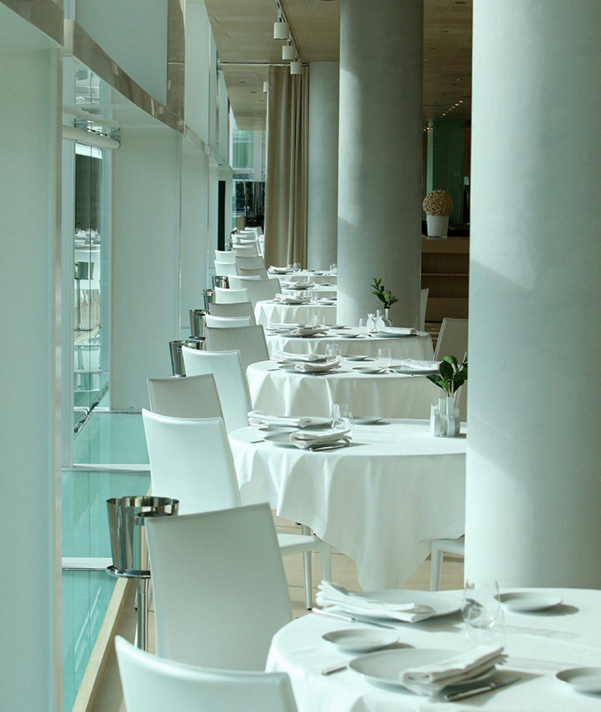 Εστιατόρια αεροδρομίων υψηλή μαγειρική και σεφ γνωστοί