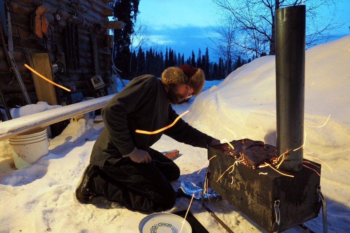 Οικογένεια στην Αλάσκα 18 χρόνια δυσκολίες τον χειμώνα